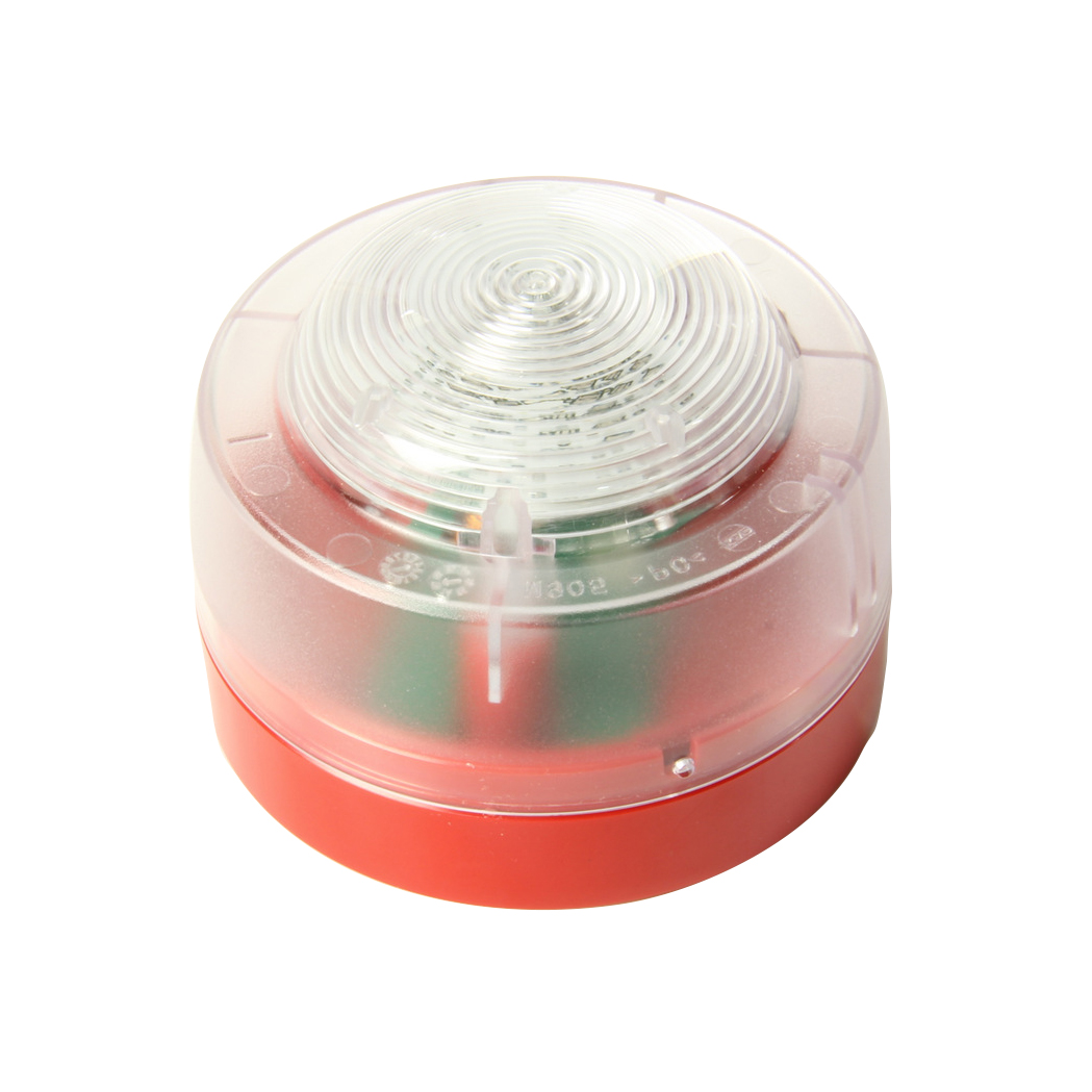 CWST-RW-S6 Beacon-Red-Clear